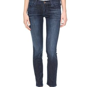 True religion mid rise skinny jean